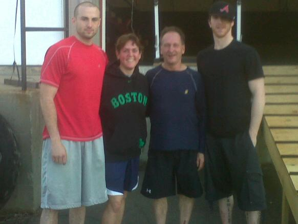 The Number One Thing About CrossFit That I Love is the Friends That You Make Within The Gym!